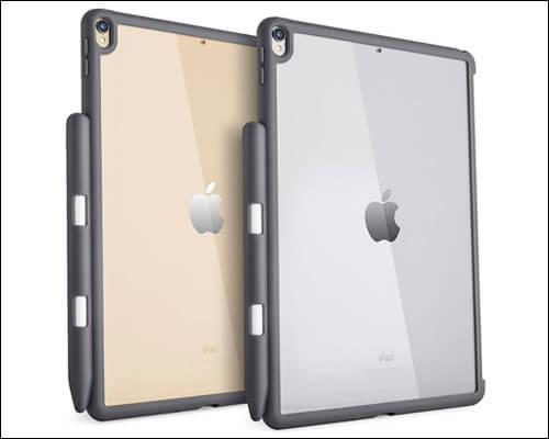 DinoCase 10.5 inch iPad Pro Clear Case