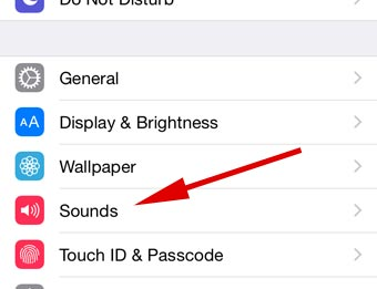 Disable Vibration for Alarm Clock on iPhone