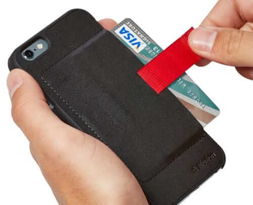 Distilunion Wally Wallet Case for iPhone 6