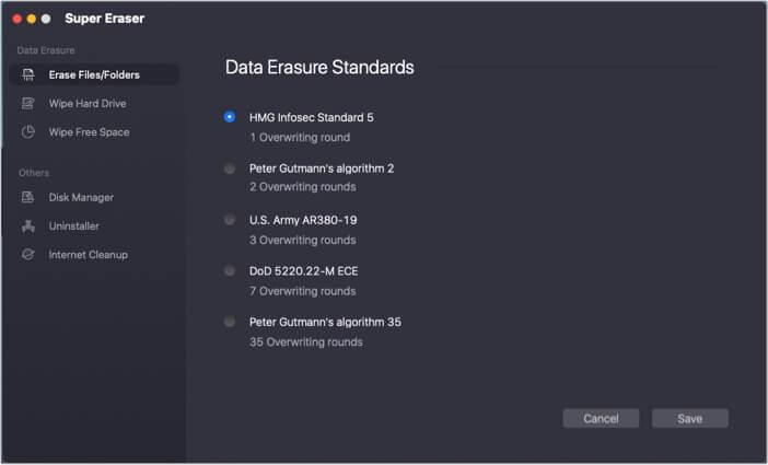 DoYourData default selection feature