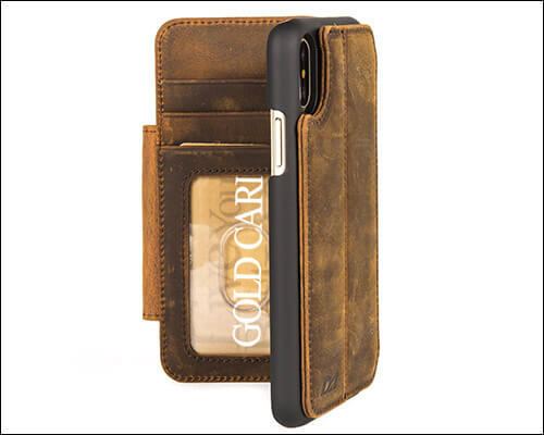 DocArtisan Sport Wallet Case for iPhone Xs