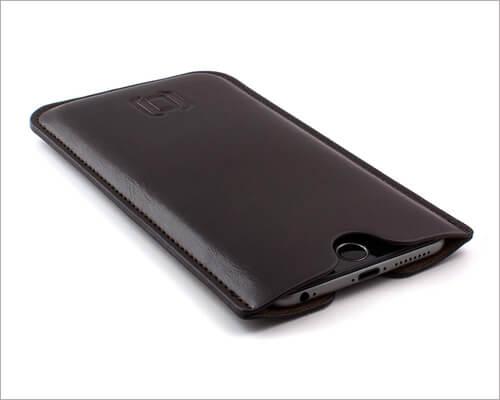 Dockem Leather Sleeve for iPhone 11 Pro Max
