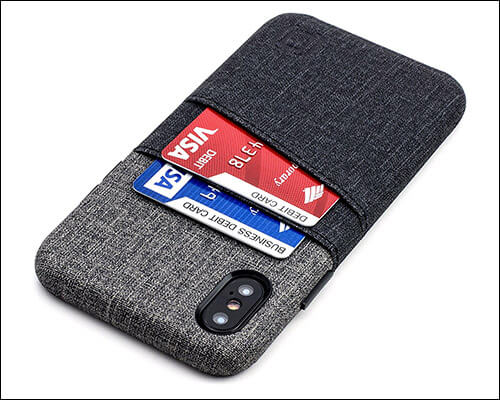 Dockem Wallet Case for iPhone Xs