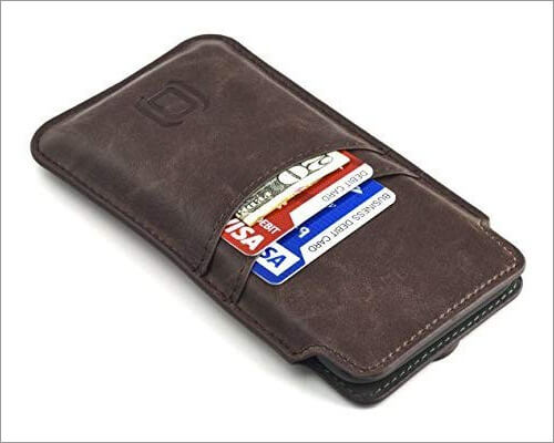 Dockem Wallet Sleeve for iPhone 11 Pro