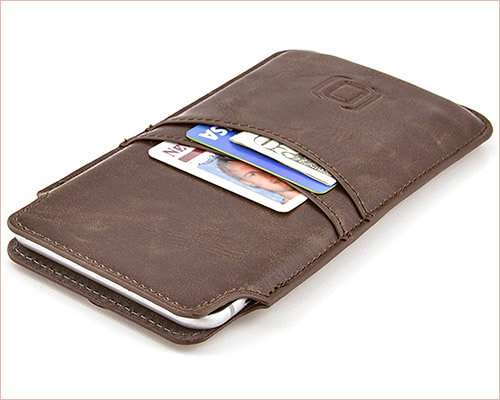 Dockem Wallet Sleeve for iPhone 8, 7, 6s and iPhone 6