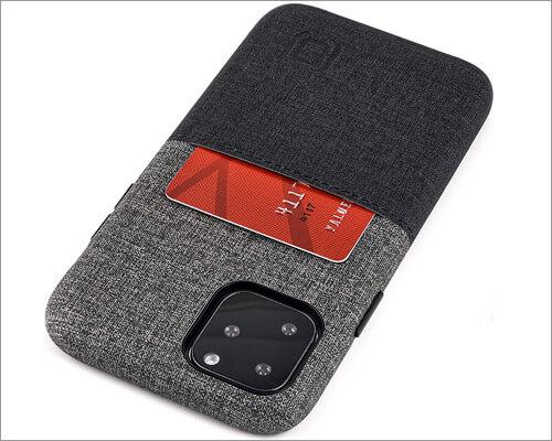 Dockem iPhone 11 Magnetic Wallet Case