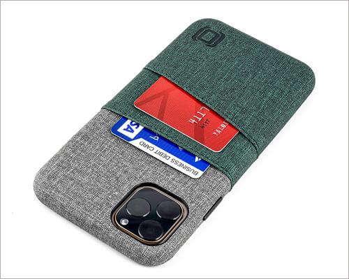 Dockem iPhone 11 Pro Max Synthetic Leather Executive Case