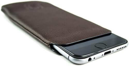 Dockem iPhone 6 Synthetic Leather Pouch
