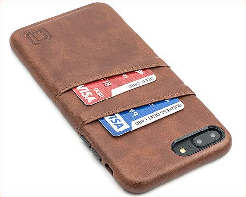 Dockem iPhone 8 Plus Wallet Case