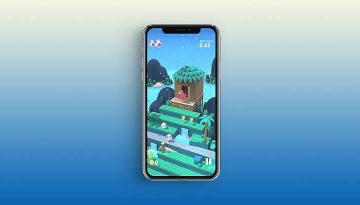 Dodo Peak Apple Arcade Family Game for iPhone, iPad and Apple TV