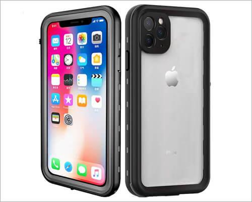 Dooge iPhone 11 Pro Waterproof Case