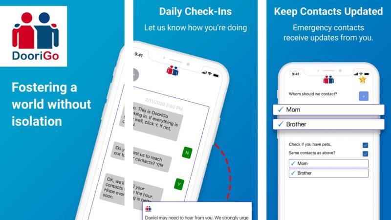 DooriGo iOS and Android App