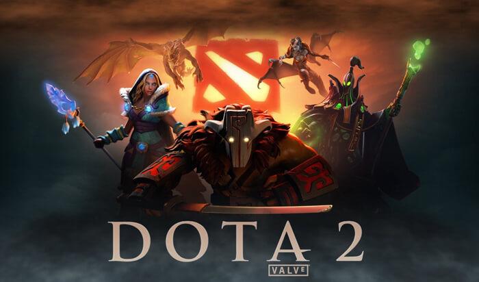 Dota 2 Online Game for Mac