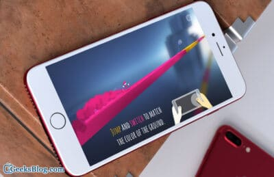 How to Download Chameleon Run for Free on iPhone and iPad