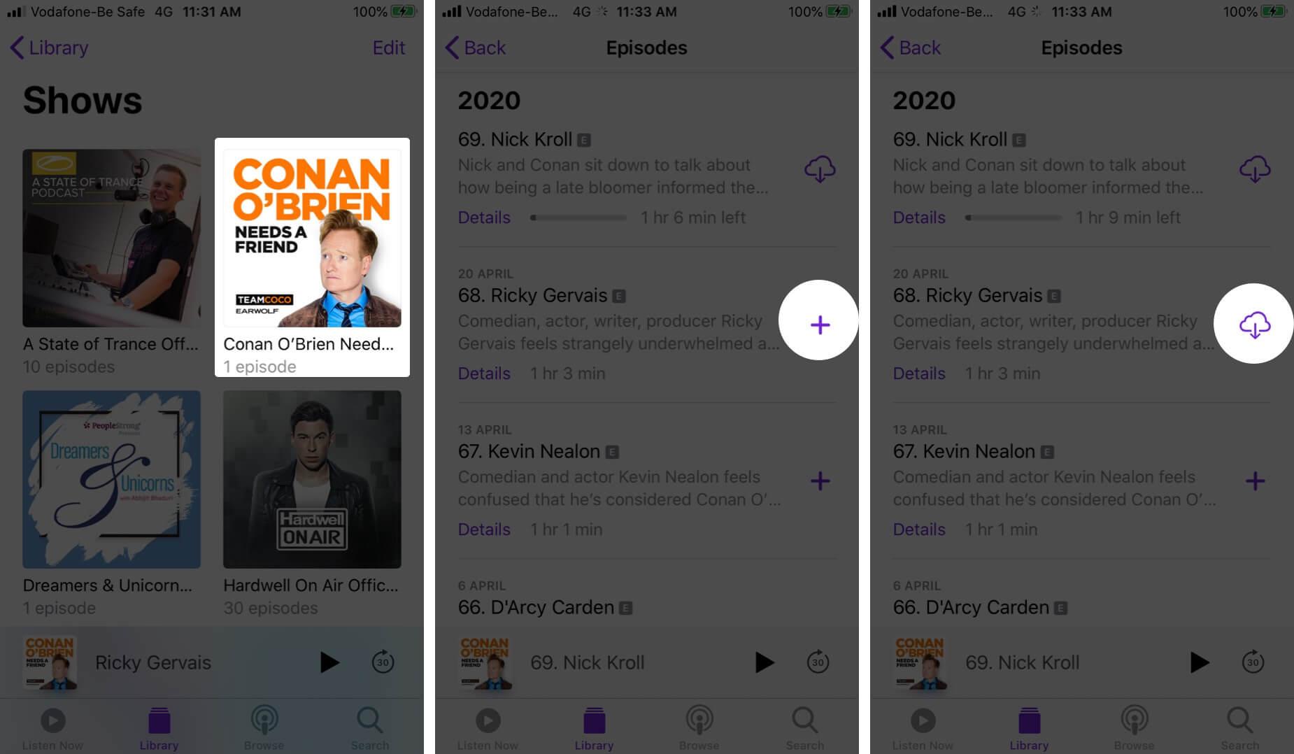 Download Podcast Episodes