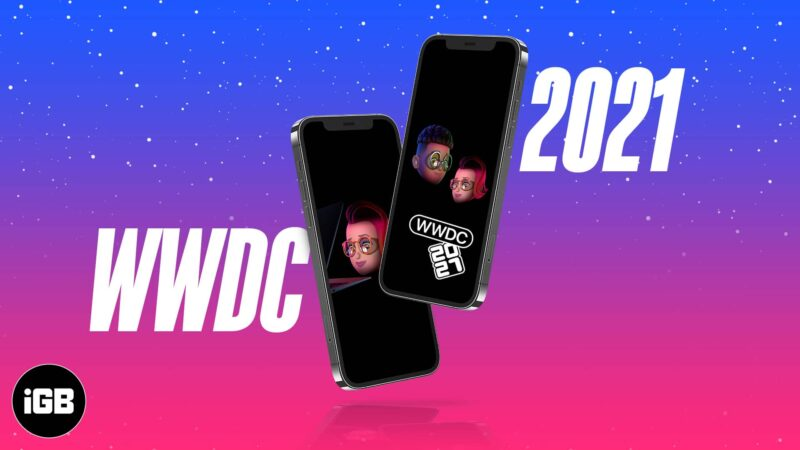 Download WWDC 2021 Wallpapers for iPhone