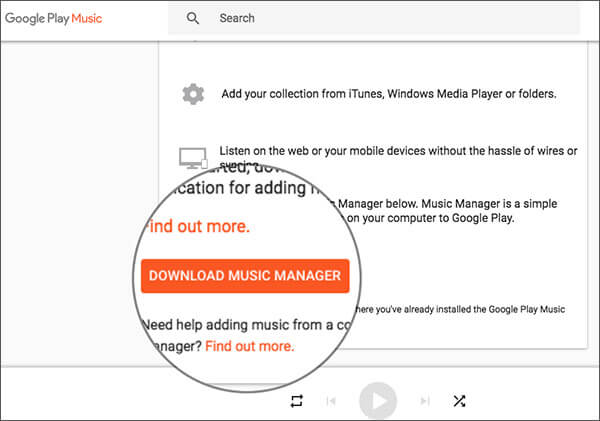 Download and Install Music Manager on Mac