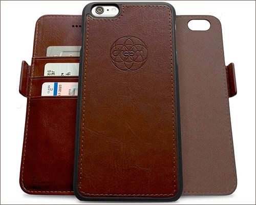 Dreem Fibonacci iPhone 6-6s Plus Leather Case