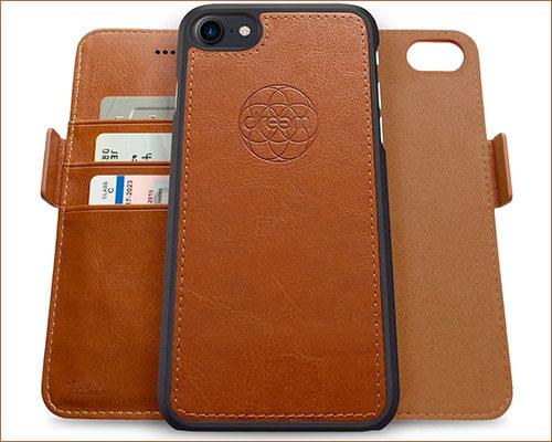 Dreem Fibonacci iPhone 7 Wallet Case