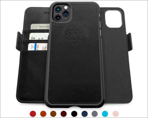 Dreem folio case for iPhone 11 Pro