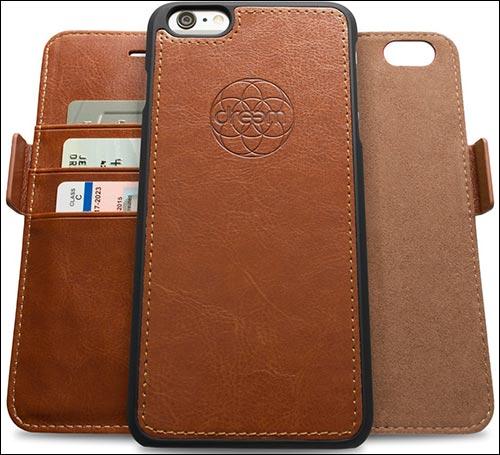 Dreem iPhone 6s Plus Wallet Case