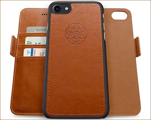 Dreem iPhone 7-8 Leather Case