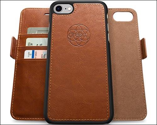 Dreem iPhone 8 Leather Case