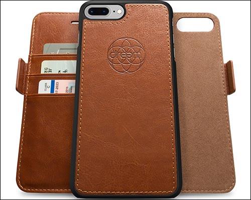 Dreem iPhone 8 Plus Folio Wallet Case