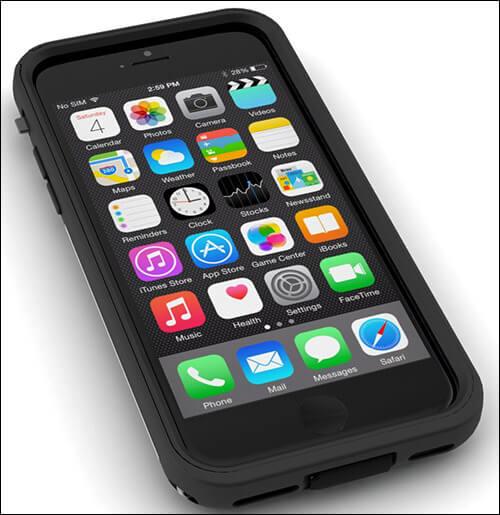 Dry Skinz iPhone 6s-7 Waterproof Case