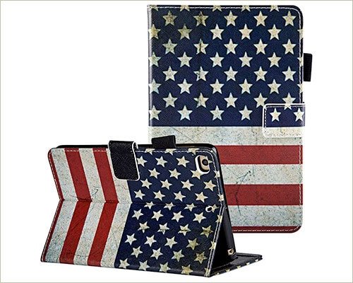 Dteck iPad Mini 2 Folio Case