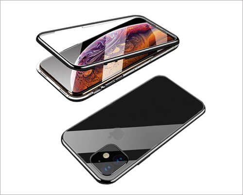 EAGKORD iPhone 11 Magnetic Case