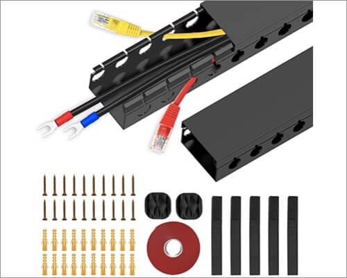ENONCI cable management raceway kit