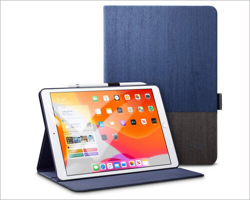 ESR 10.2 inch iPad Folio Case