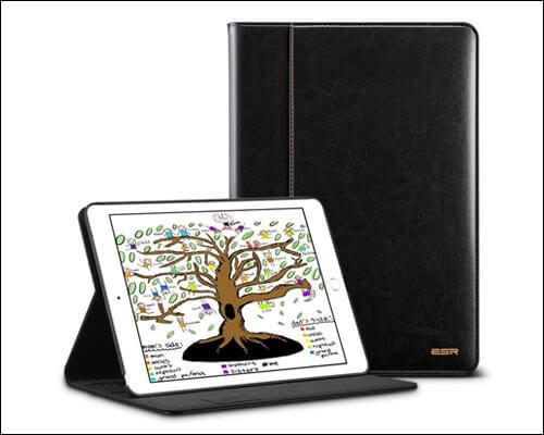 ESR 2018 iPad 9.7-inch Leather Case