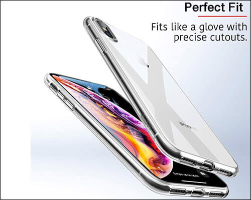 ESR Slimmest iPhone Xs Case