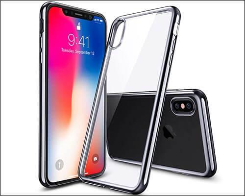 ESR Transparent Clear iPhone X Case