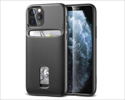 ESR iPhone 11 Pro Executive Wallet Case