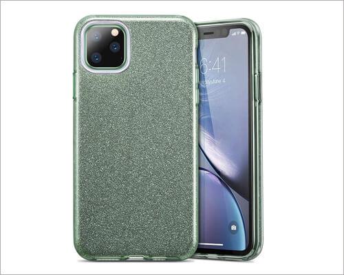 ESR iPhone 11 Pro Glitter Sparkle Bling Case for Women