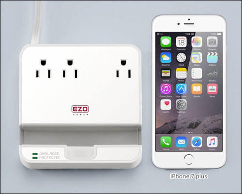 EZOPower Wall Charger for iPhone
