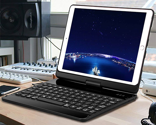 Earto iPad Pro 10.5-inch Keyboard Case