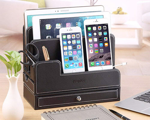 EasyAcc Docking Station for iPhone Xs Max, Xs, and iPhone XR