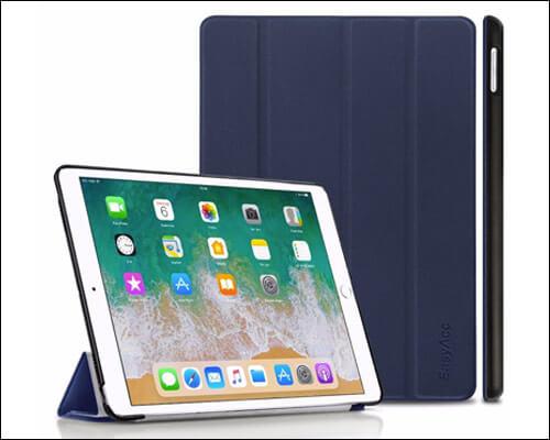 EasyAcc iPad Pro 10.5 Inch Leather Case