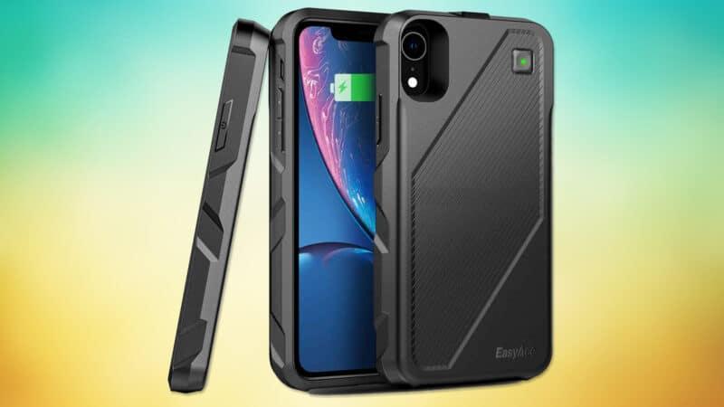 EasyAcc iPhone XR Battery Case