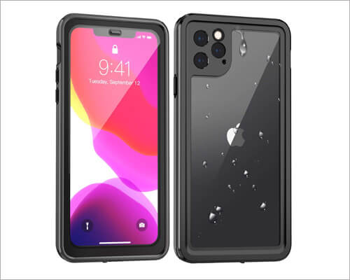 Ecofine iPhone 11 Pro Waterproof Case