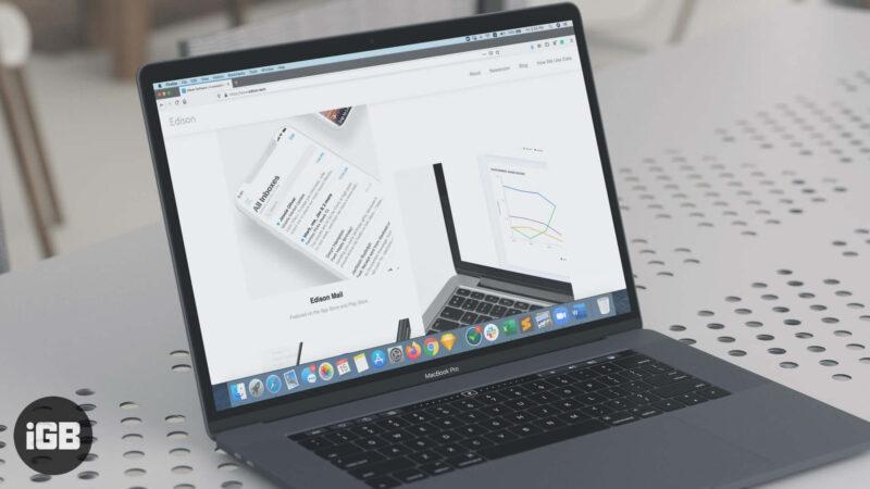 Edison Mac Mail App Review