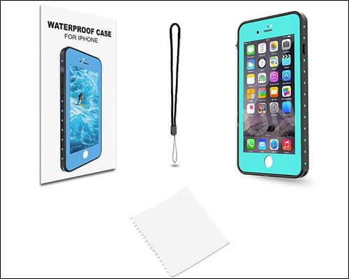 Effun iPhone 7 Plus Waterproof Case