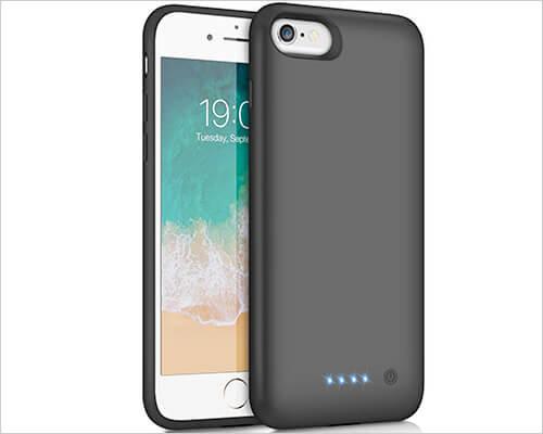 Ekrist iPhone 8 Battery Case