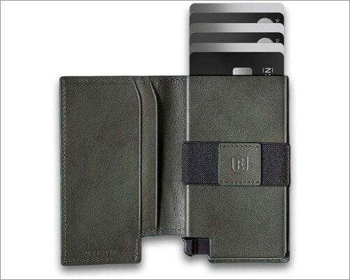 Ekster parliament slim leather smart wallet