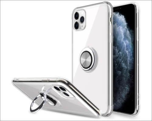 Elegant Choise Ring Holder Case for iPhone 11 Pro Max