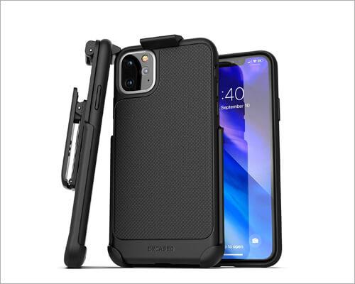 Encased Belt Clip Cheap Case for iPhone 11 Pro Max
